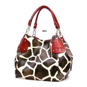 Giraffe purse What does your purse say about your personality?
