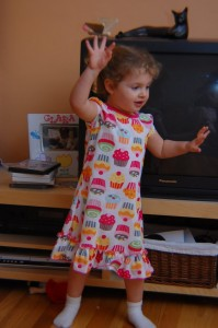 DSC 0849 199x300 Wordless Wednesday: First nightgown