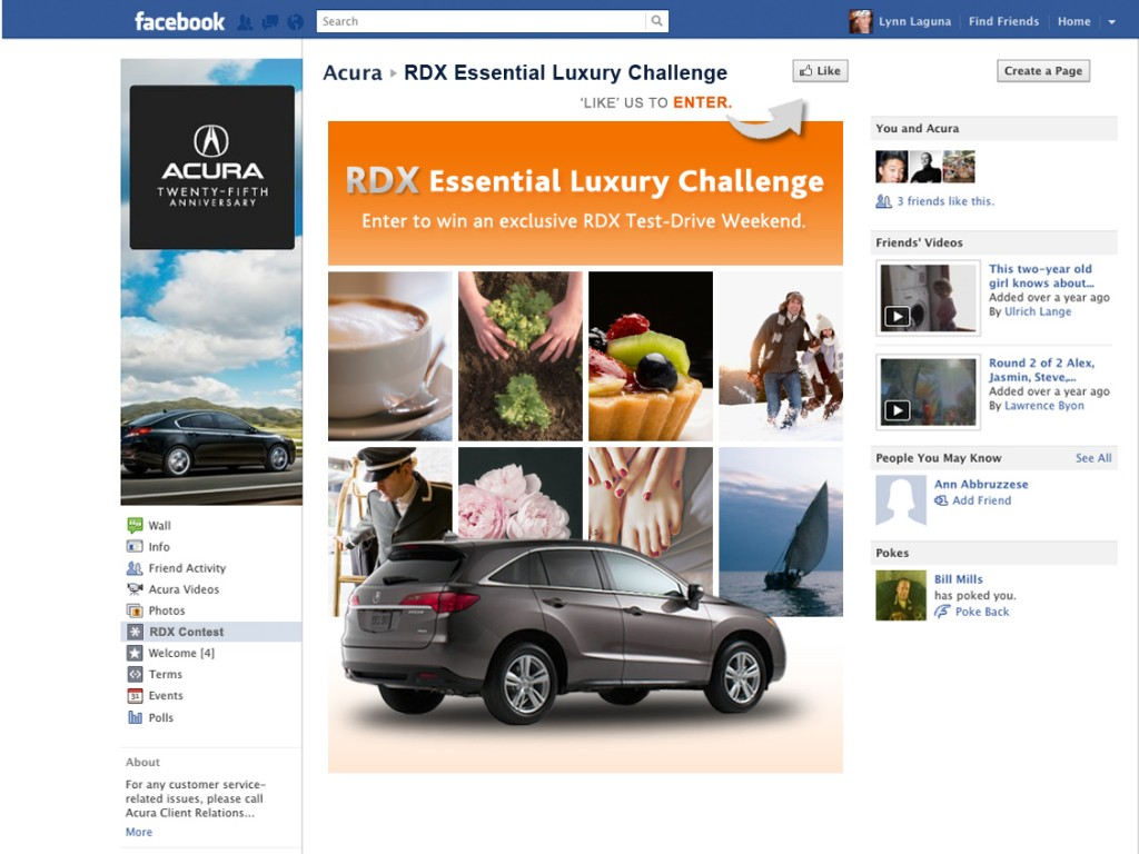 Come Tweet About Essential Luxuries With Acura Its My Life - Acura client relations