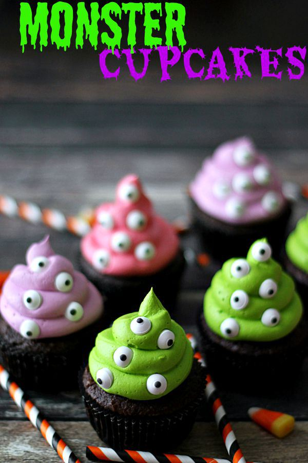 11 Ideas For Great Halloween Cupcakes It 39 S My Life
