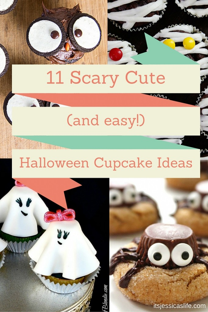 11 Ideas for Great Halloween Cupcakes - It's my life...